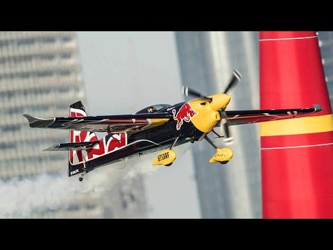 Sonka Steals The Win In Abu Dhabi   Red Bull Air Race 2017