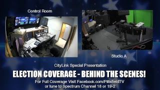 Pittsfield Community Television Live Stream