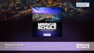 Markus Schulz - Lost In The Box (London)