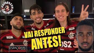 """Reviravolta na Madrugada! Filipe Luís antecipa decisão do """"SIM"""" ou """"NÃO""""! Mercado: Gérson já viajou!"""
