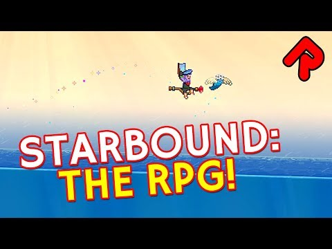 Starbound RPG Growth Mod: Kill Mobs For XP & Level Up Stats!   Best Starbound Mods 2017