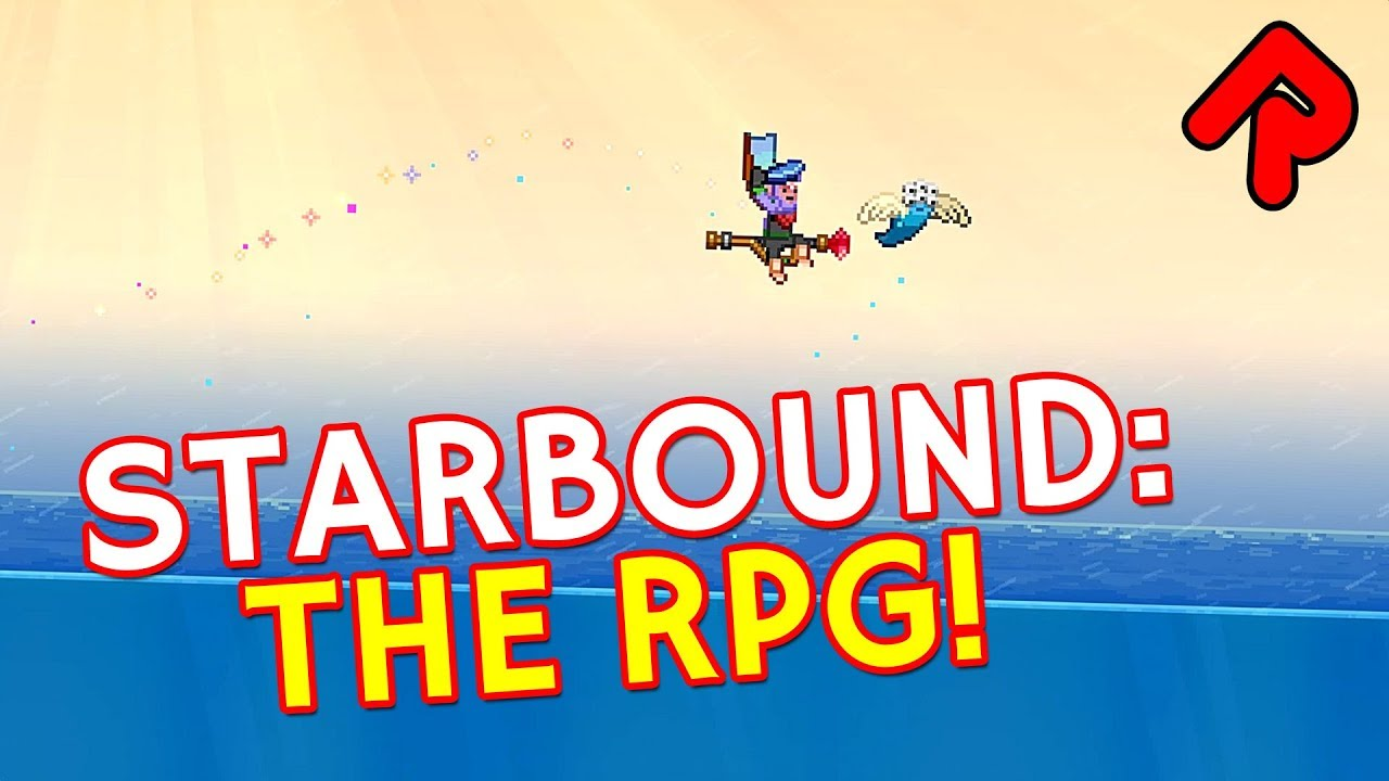 Starbound RPG Growth mod: Kill mobs for XP & level up stats! | Best  Starbound mods 2017