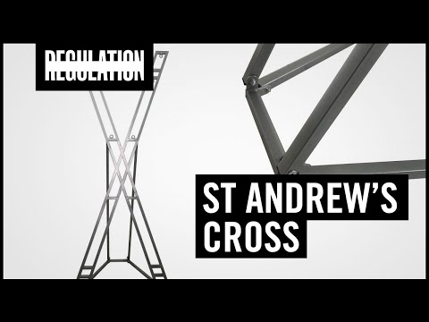 St. Andrew's Cross from YouTube · Duration:  36 seconds