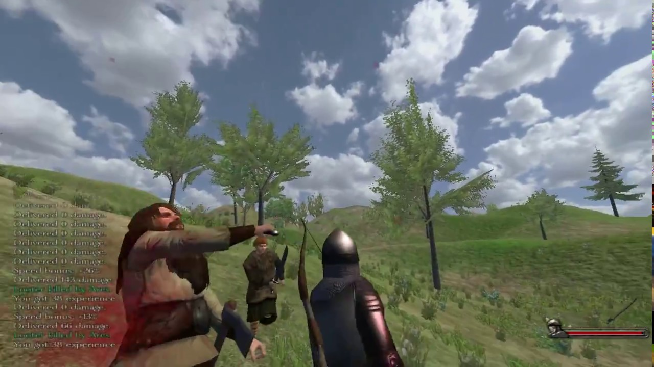 Mount & Blade Warband – Decapite and Dismember Mod