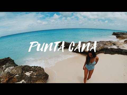 Travelling to Punta Cana, Dominican Republic - 2017