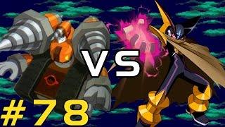Mega Man Battle Network 6: Falzar (JP) - Part 78: Graveyard Run: GroundMan [Ft. TGP]