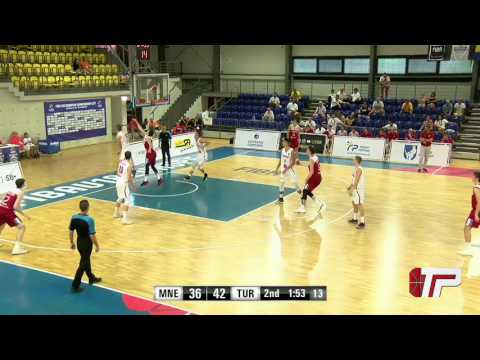 Mert Akay at 2017 FIBA U18 Europe