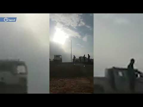 متداول | أهالي مدينة الطبقة يستقبلون رتلاً لميليشا أسد على طريقتهم - سوريا  - نشر قبل 8 ساعة