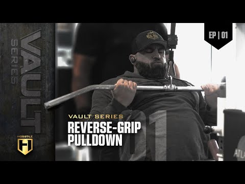 Vault Series EP. 1   Reverse-Grip Pulldown with IFBB Pro Fouad Abiad   (New Video Series!)