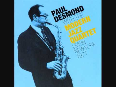 Greensleeves/Paul Desmond