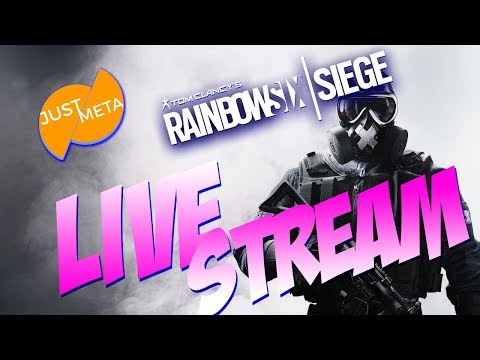 Rainbow Six Siege Toxic Mute Mains! [FR/EN] -  Giveaway @ 1100 - 44 Left!
