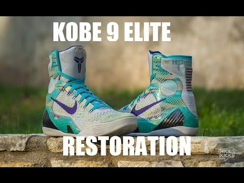 KOBE 9 ELITE RESTORATION
