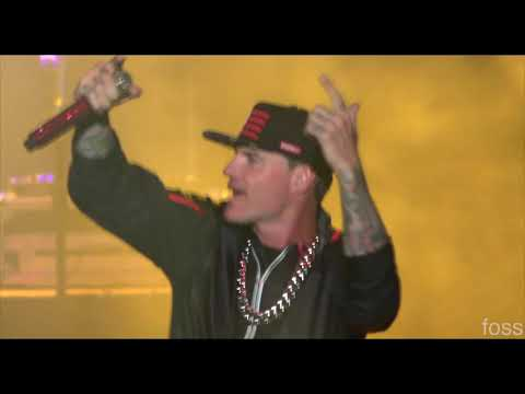 Vanilla Ice - Iowa State Fair - Play That Funky Music
