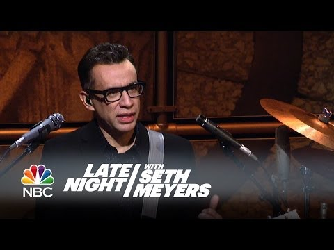 Fred Talks: Citizen's Arrest - Late Night with Seth Meyers