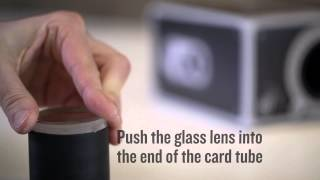 SMARTPHONE PROJECTOR   INSTRUCTIONS