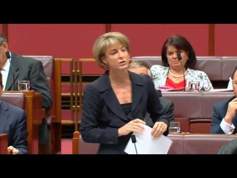 Western Australian Liberal Senator Michaelia Cash
