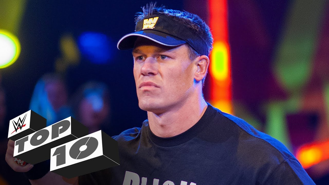 John Cena's greatest SmackDown moments: WWE Top 10, Feb. 19, 2020
