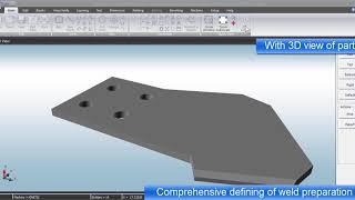 FastCAM v8 - CNC Tool Pathing & True Shape Nesting