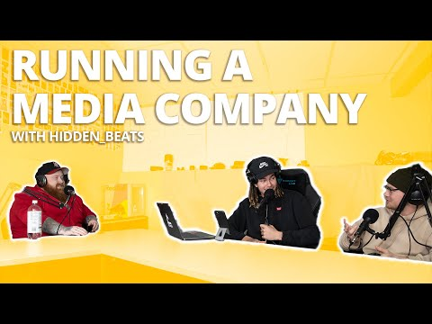 EP.32 Running A Media Company W/Hidden Beats Part 2