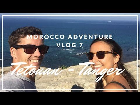 Tetouan, Tanger, Cap Spartel & Hercules' Caves | Vlog 7