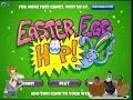 Those damn Hens! Easter Egg hop