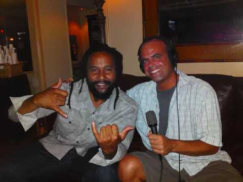 Ky-Mani Marley 2011 Hotel Interview Best Audio