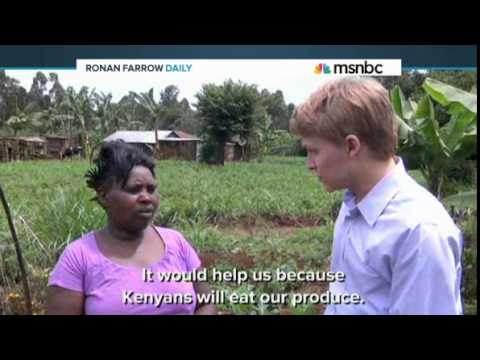 How American food aid can hurt local farmers (MSNBC)
