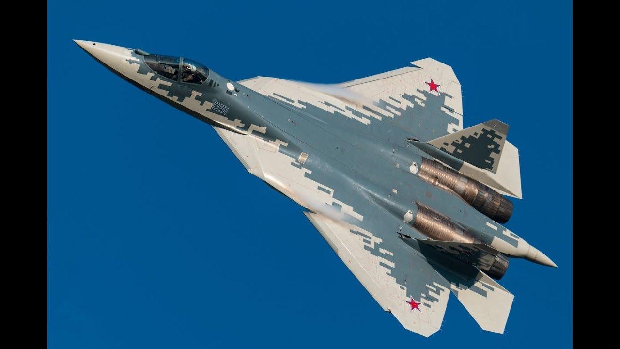 Пилотаж Су-57 (Т-50) / Su-57(T-50) aerobatics