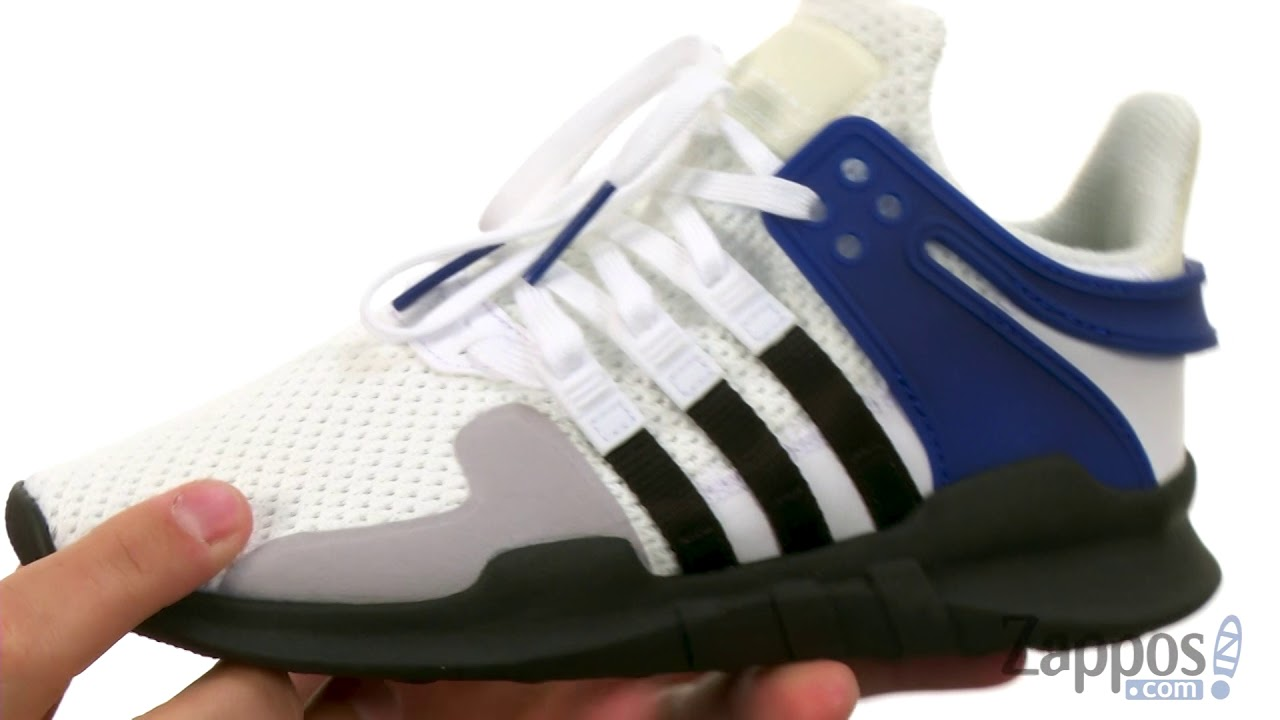 adidas Originals Kids EQT Support ADV (Big Kid) SKU  8991304 - YouTube fc2e652a3