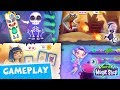 NEW Halloween Game & Challenge 👻 Secret Magic Shop - Fun Fantasy World for Kids | TutoTOONS Gameplay