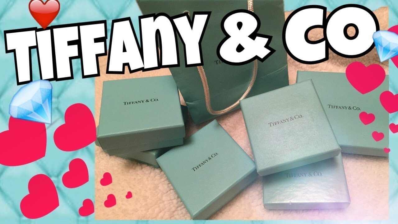 3cee6a98ed9 Tiffany and Company Collection