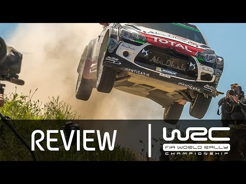 WRC - Vodafone Rally De Portugal 2015: Review/ Highlights