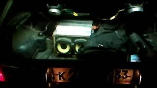 Подсветка багажника на светодиодной ленте
