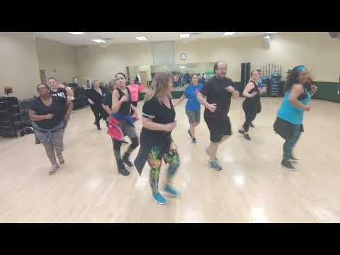Dance Fitness-chevere By Happy Colors & Magic Juan
