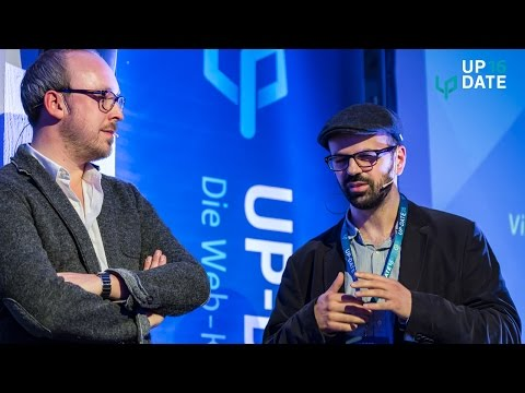 Up-Date Konferenz 2016 | VR-Panel: Virtuelle Realität eröffnet neue Welten im Marketing