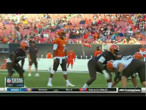 NFL Total Access | Browns on Inside Training Camp