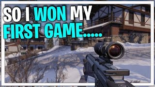 QUAND A FORTNITE PLAYER TRIES ANOTHER BATTLE ROYALE GAME! - Ring Of Elysium (ROE) - Free To Play