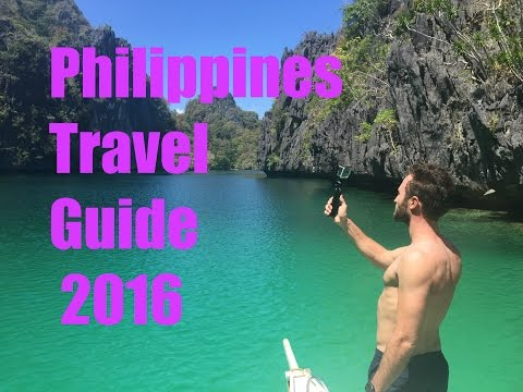 PHILIPPINES TRAVEL TIPS: How we spent our 16 days in the Phi