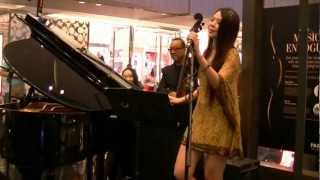 Lullaby of Birdland (Ella Fitzgerald) by Skye Sirena @ Paragon Music En Vogue 17 Jan 13