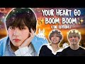 a video of taehyung to make your heart go boom boom
