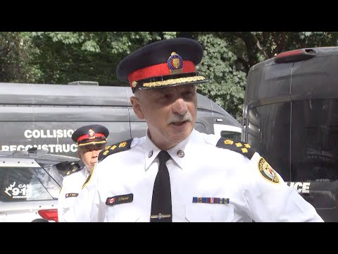 Toronto police officer killed in 'deliberate and intentional' incident while responding to call