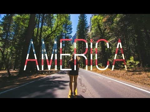 AMERICA // Travel Film