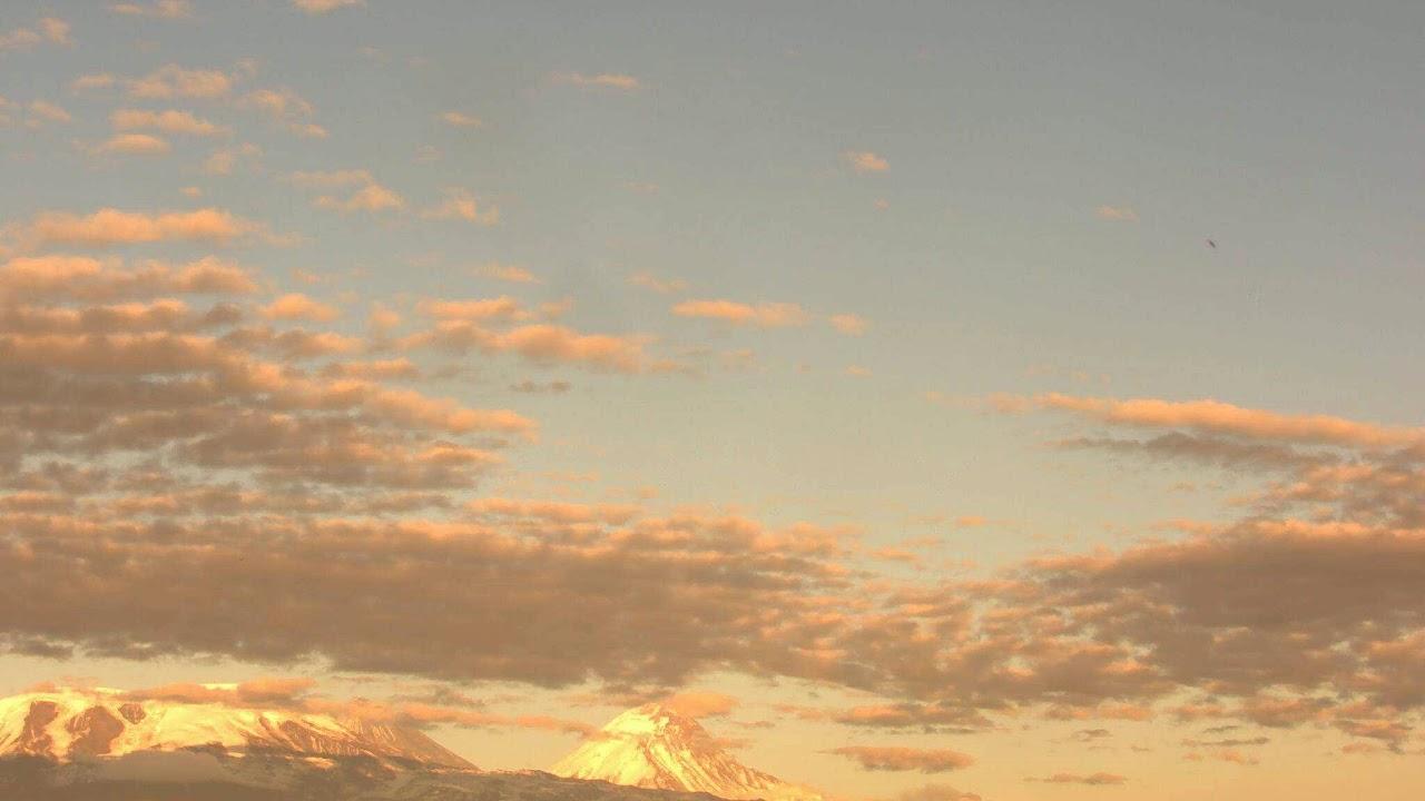 17/9/2018 WITA - Mt Bezymianny TimeLapse