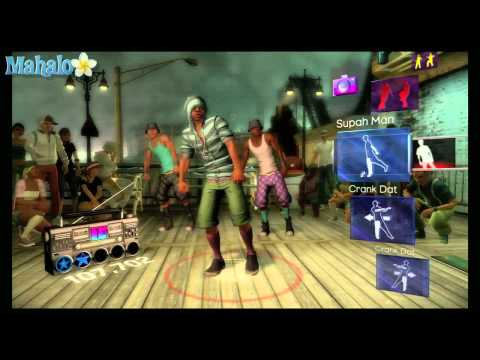 Dance Central - Crank That Soulja Boy - Hard