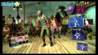 dance central crank that soulja boy hard