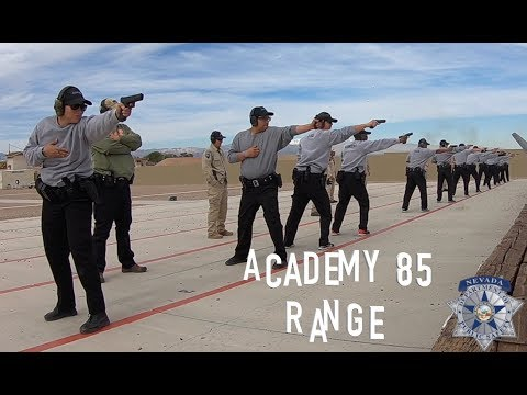 Range Training Nevada Department Of Public Safety Academy 85