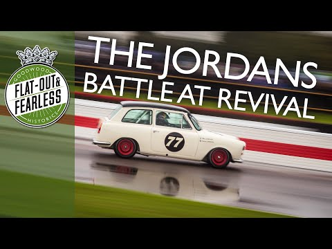Touring cars in the eye of the storm  Inside Goodwood Revival