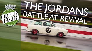 Touring cars in the eye of the storm | Inside Goodwood Revival