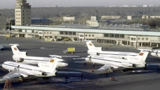 Ту-154. МОЯ ЛЕГЕНДА. «Аэропорт ВНУКОВО». Фрагмент из фильма