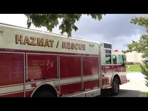 NAS Jacksonville Fed Fire